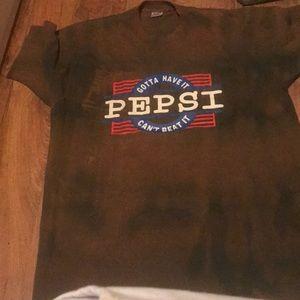 Pepsi logo shirt